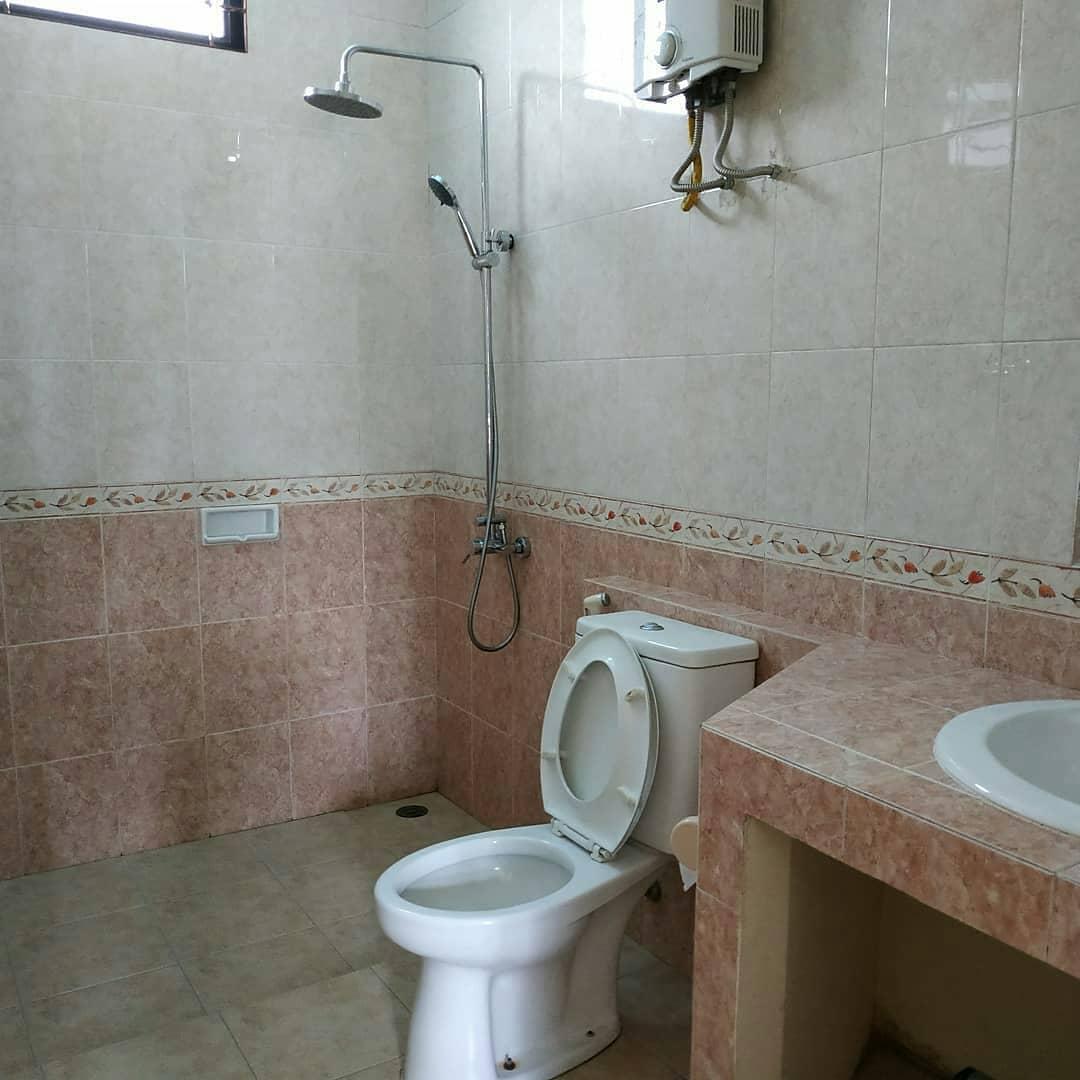 Villa Little Indian 02, Villa Minimalis yang Indah di Sekitar Puncak Cipanas