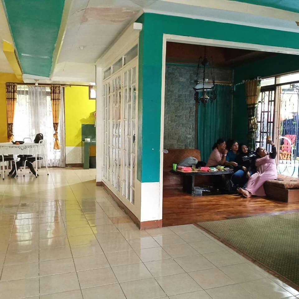 Villa Kota Bunga Kuning, Sewa Villa Puncak Liburan Semakin Menyenangkan