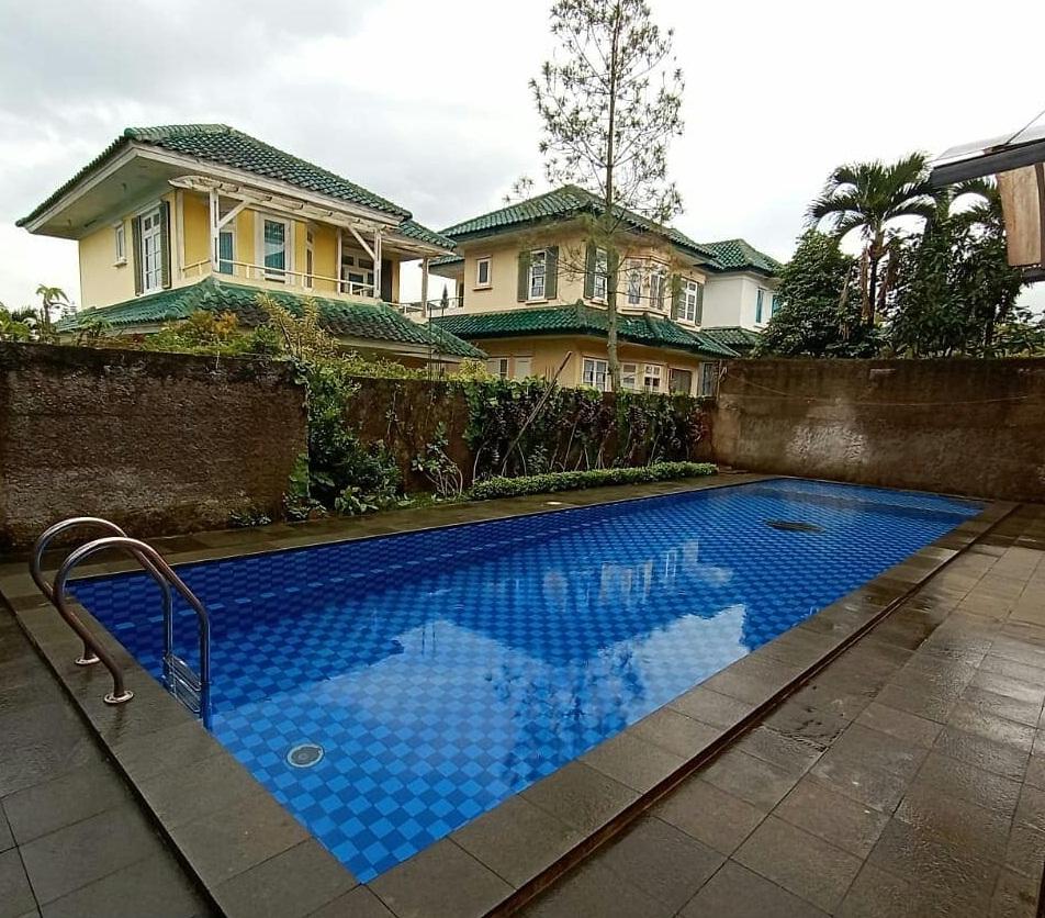 Villa Puncak Resort Orange, Sewa Villa Keluarga di Puncak Menginap Jadi Makin Seru