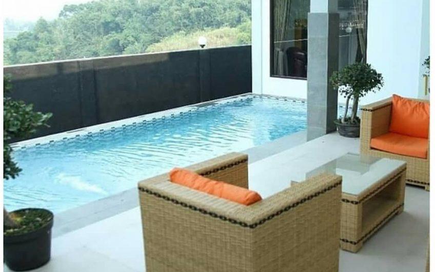 Villa Abu Fahmi 02, Villa Mewah yang Berlokasi Di sekitar Puncak Cipanas