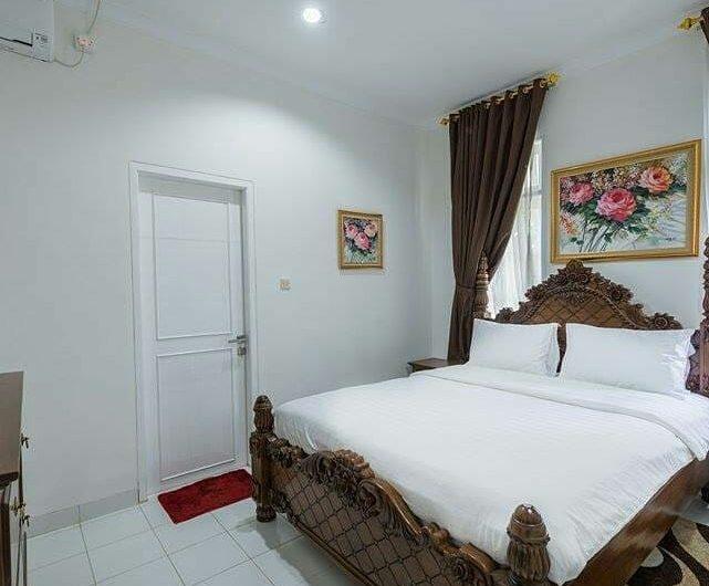 Villa Aljazeerah C Kota Bunga, Villa 6 Kamar Tidur Kolam Renang