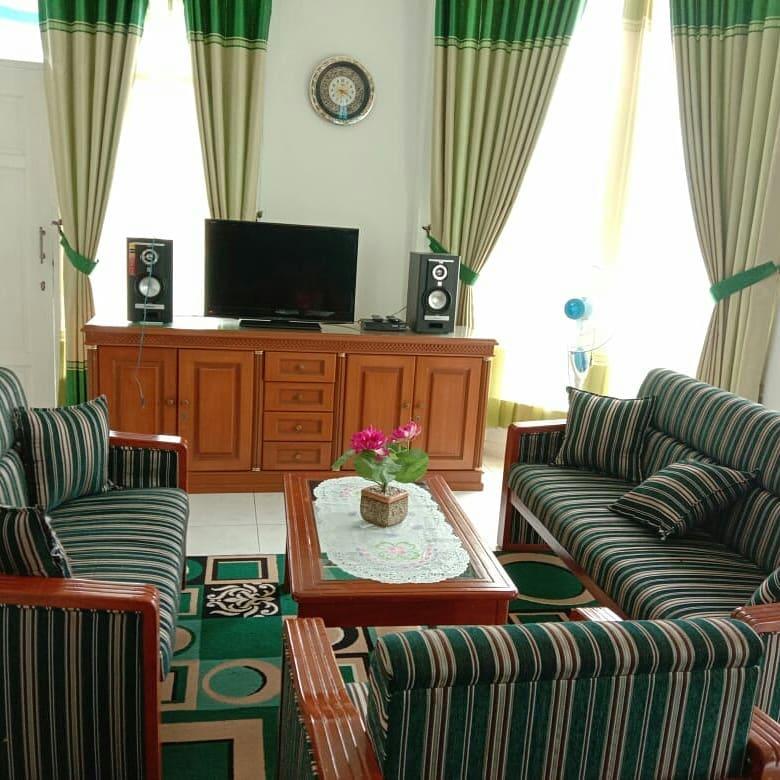 Villa Evergreen, Villa Hijau Menyegarkan Mata Wajib Disewa