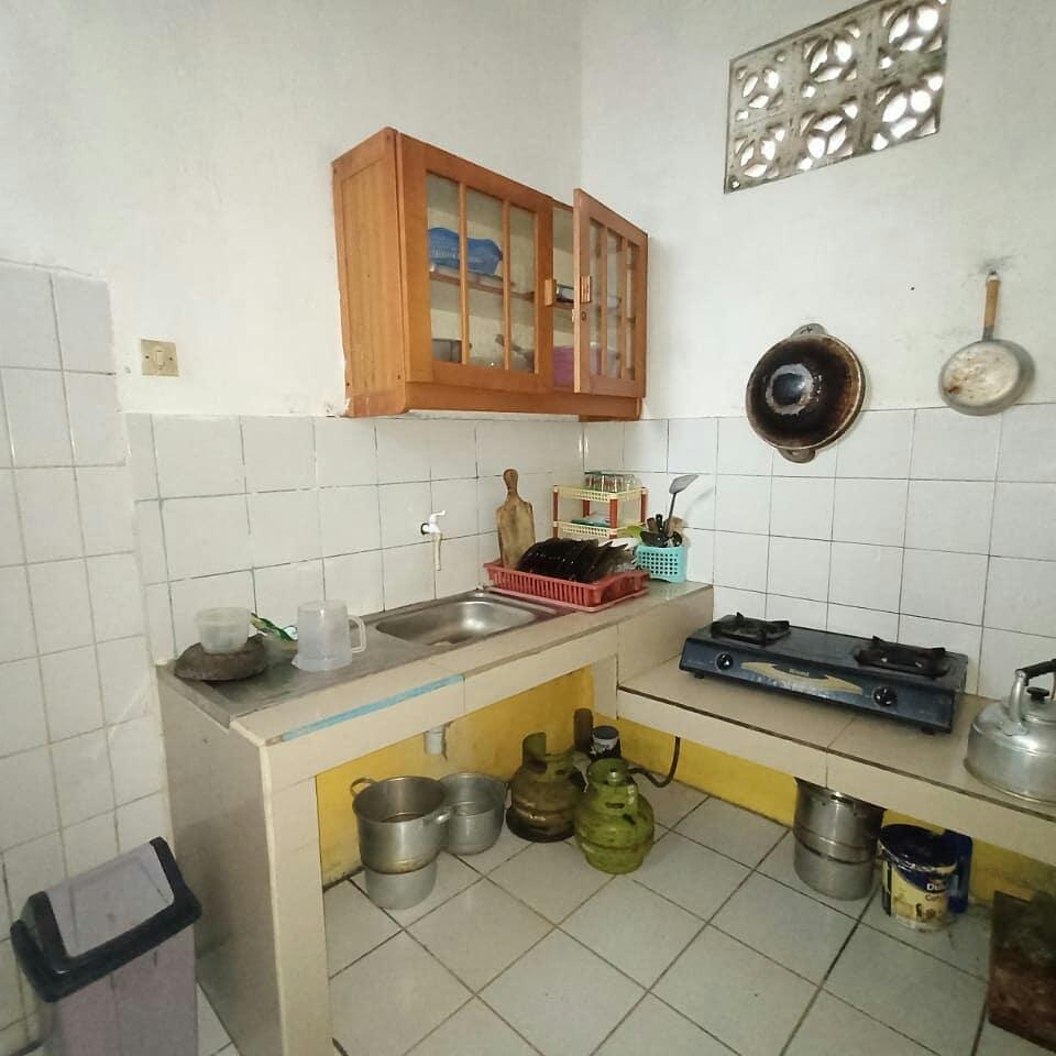 Villa Intan Puncak, Villa Kolam Renang Indoor