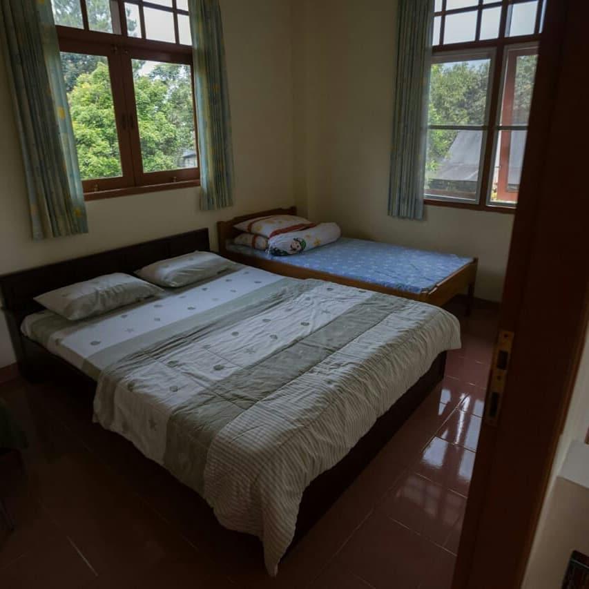 Villa Magdalena 3 Kamar Kolam Renang Pribadi, Villa dengan Suasana Sejuk dan Pemandangan Indah