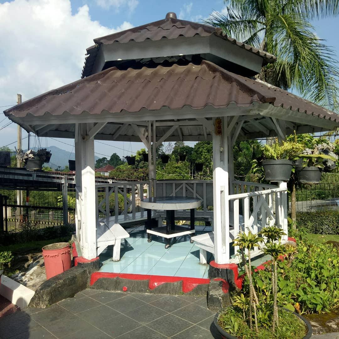 Villa Merpati Cipendawa Private Pool, Tempat Menginap Nyaman Bersama Dengan Teman