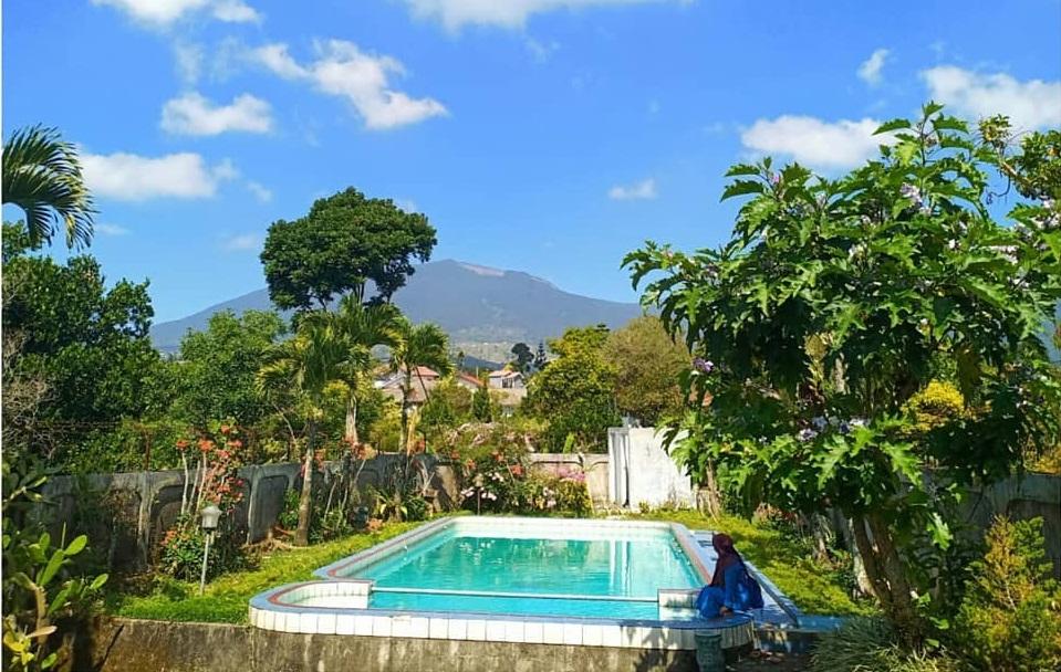 Villa Puri Ayu, Villa Indah di Puncak Cipanas