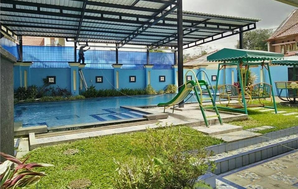 Villa Cendrawasih 1 Ciloto Puncak Cipanas,Kapasitas 50 orang