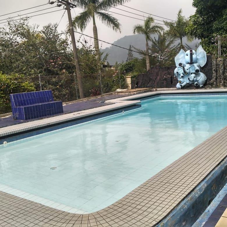 Villa Angsa, Villa Luas Dan Murah Di Puncak Cipanas